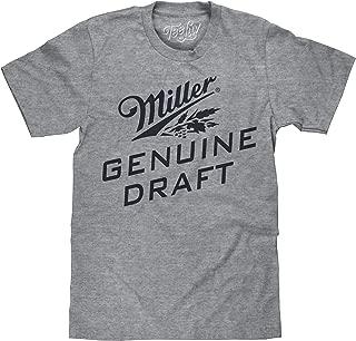 Tee Luv Miller Genuine Draft Beer T-Shirt