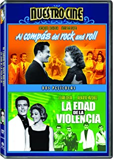 Al Compas Del Rock And Roll Dialed In To Rock And Roll La Edad De La Violencia The Age Of Violence Double Feature