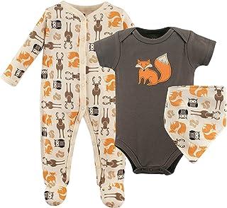 Hudson Baby Baby Boys' Multi Piece Clothing Set