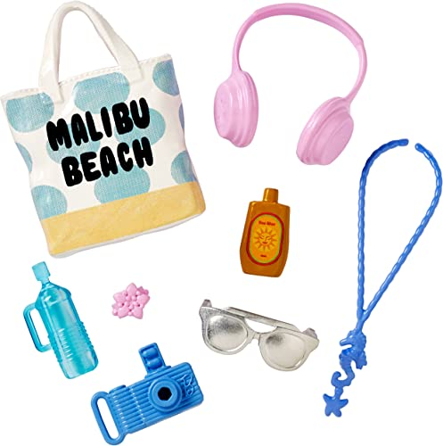 Barbie mode Accessories Pack - plage Days 3+