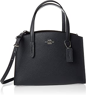 Coach Womens Carryall Bag, Sv Midnight Navy - 29529 SVBHP
