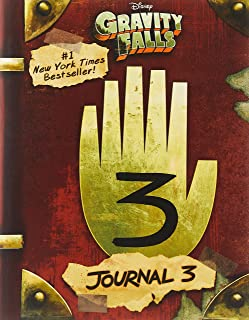 Gravity Falls: Journal , Inglés: 3