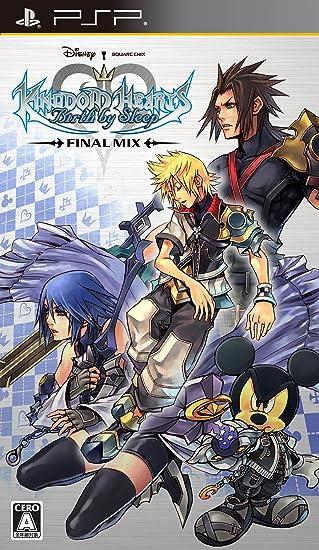 Amazon   キングダムハーツ バースバイスリープ ファイナルミックス - PSP   ゲーム