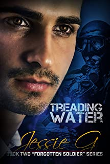 Treading Water: An MM Military Romance (Forgotten Soldier Book 2)