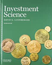 investment science by david luenberger 2nd edition