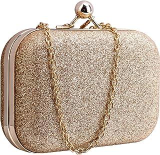 0c49e9da2eb Bolsos para Mujeres, Sasairy Bling Vintage cuero Bolsos Bolsas de mensajero  Bolsos de hombro Casual