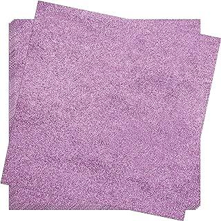 Best purple glitter cardstock Reviews