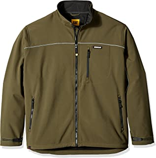 Men's Soft Shell Jacket (Regular and Big & Tall Sizes)
