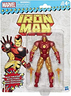 Marvel Retro 6-inch Collection Iron Man Figure