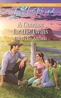 A Cowboy For The Twins (Mills & Boon Love Inspired) (Cowboys of Cedar Ridge, Book 4) (English Edition)