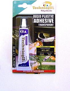 Technicqll Colle forte pour plastique/ABS/Perspex/TR/éthylène acétate de..