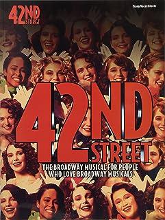 「42nd Street」/ハル・レナード社/ミュージカル ヴォーカル・セレクション