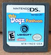 Petz Dogz Fashion (Nintendo DS) - Rated E