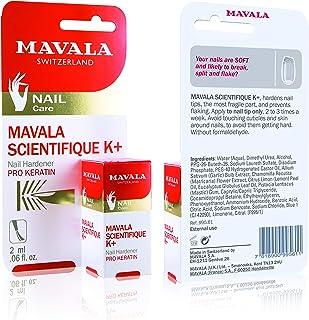 MAVALA endurecedor de uñas pro keratin caja 2 ml