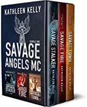 Savage Angels MC Collection Books 1 - 3 (Motorcycle Club Romance)