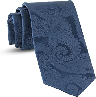 Handmade Paisley Ties For Men Woven Mens Ties: Tie & Necktie