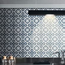 Moroccan Mosaic & Tile House CTP02-12 Argana Handmade Cement Tile, 8