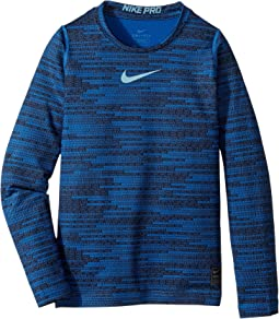Nike Kids - Pro Warm Top (Little Kids/Big Kids)