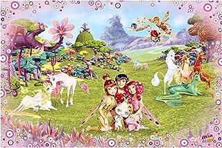Bilderwelten Papier peint intissé Premium - Mia and Me - Mia's magical world - Mural Large papier peint photo intissé tableau mural photo 3D mural, Dimension HxL: 320cm x 480cm