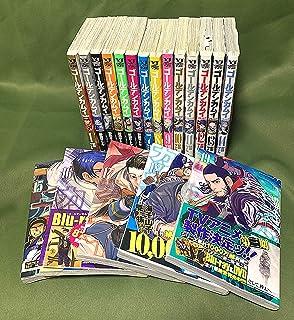 ゴールデンカムイ コミック 1-19巻セット