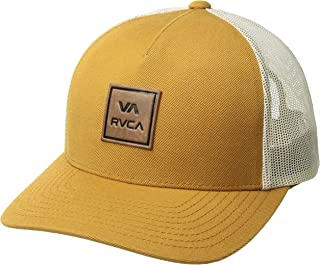 RVCA Men's Va All The Way Curved Brim Trucker Hat