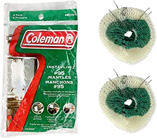 Best coleman northstar lantern mantle replacement Reviews