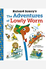 Richard Scarry's The Adventures of Lowly Worm Kindle Edition