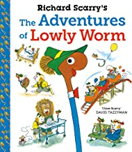 Richard Scarry's The Adventures of Lowly Worm