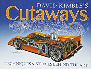David Kimble's Cutaways: Techniques and Stories Behind the Art