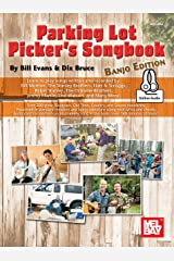 Parking Lot Picker's Songbook - Banjo Kindle Edition