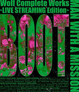 Wolf Complete Works 〜LIVE STREAMING Edition〜 BOOT (通常盤) (Blu-ray) (特典なし)