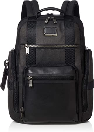 TUMI - Alpha Bravo Sheppard Deluxe Brief Pack Laptop Backpack