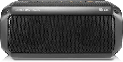 LG PK3 Xboom Go Waterproof Wireless Bluetooth Speaker with up to 12 Hour Playback