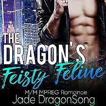 The Dragon's Feisty Feline: M/M Mpreg Romance