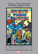 Marvel Two-In-One Masterworks Vol. 3 (Marvel Two-In-One (1974-1983))