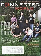 Connected World Magazine August September 2013