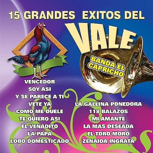 El Venadito by Banda El Capricho on Amazon Music - Amazon.com