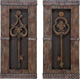 Best antique key wall art Reviews