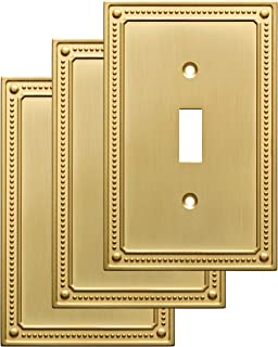 Best gold switch plate covers Reviews