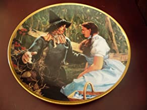 The Wizard of Oz, Dorothy meets the Scarecrow, The Hamilton collection, collector plate