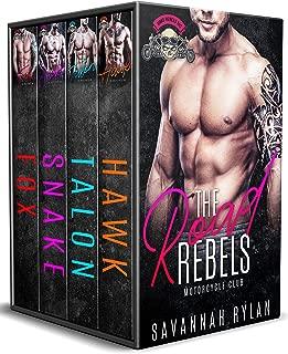 The Road Rebels Motorcycle Club Box Set (The Road Rebels MC Book 5)