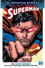Superman (2016-2018) Vol. 1: Son of Superman Kindle Edition