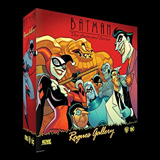 IDW Games Batman: The Animated Series: Rogues Gallery Game, Multicolor