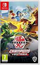 Bakugan Champions Of Vestroia (Nintendo Switch)