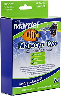 Fritz Aquatics 24 Count Mardel Maracyn 2 Treats