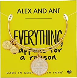Alex and Ani - Words are Powerful - Everything Happens for a Reason II Bangle