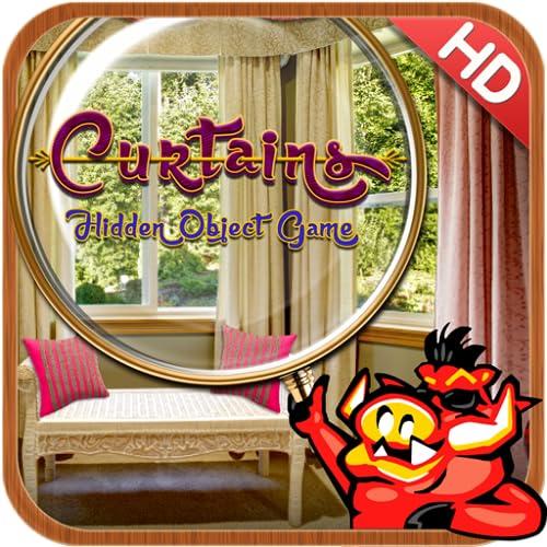 Curtains - Find Hidden Object