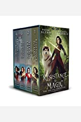 The Sariah Chronicles Complete Series Boxed Set: includes: Resistance to Magic, Betrayal of Magic, Survival By Magic and Triumph Through Magic Kindle Edition