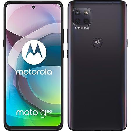 "Motorola moto g 5G (tripla cam 48 MP, batteria 5000 mAH, 5G, 6/128 GB, Display 6.7"" Max Vision Full HD+, Dual SIM, Android 10), Volcanic Grey"
