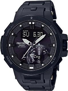 [カシオ] 腕時計 プロトレック 電波ソーラー PRW-7000FC-1BJF メンズ ブラック
